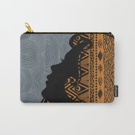 Tribal Dreams by Viviana Gonzalez & Pom Graphic Design Carry-All Pouch