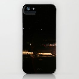 WE WENT TO THE SPACE iPhone Case