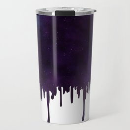 Painted Space Travel Mug