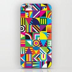 Rainbobox iPhone & iPod Skin