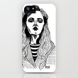 That feeling iPhone Case