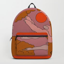 SVET red Backpack