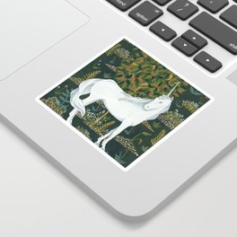 The Unicorn Sticker