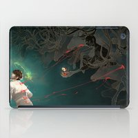 hannibal iPad Cases featuring Hannibal by Stephanie Kao