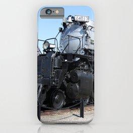 Union Pacific Big Boy iPhone Case