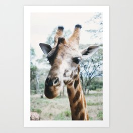Hello there Art Print