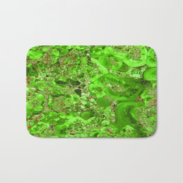 Marble Emerald Green Bath Mat