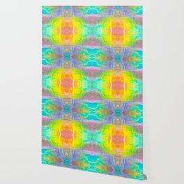 Prisms Play of Light 1 Mandala Wallpaper