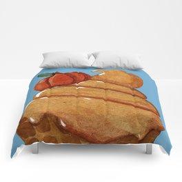 Pumpkin Custard Comforters