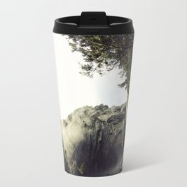 Yosemite Waterfalls Travel Mug