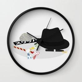 2010: Spy Wall Clock