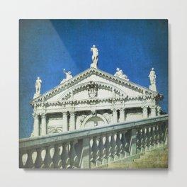 Chiesa - Venice Metal Print