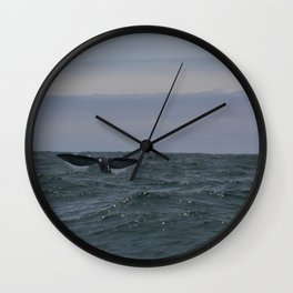Bye Buddy Wall Clock