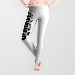 The Grillfather Leggings