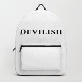 Devilish Backpack