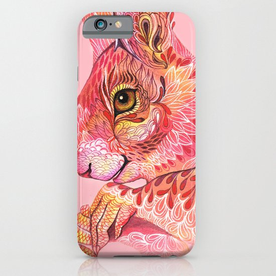 The squirrel magic  iPhone & iPod Case
