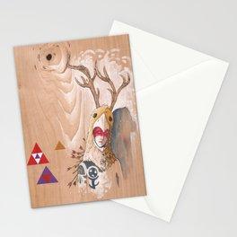 ofrenda y sacrificio / offering and sacrifice Stationery Cards