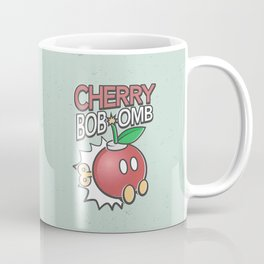 Cherry Bob-omb Coffee Mug
