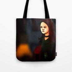 The Party Conversation III Tote Bag