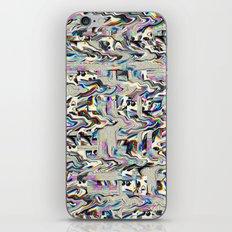 We Live iPhone Skin