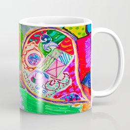 Pop Angel by Elisavet Coffee Mug