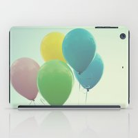balloons iPad Cases featuring balloons by Beverly LeFevre