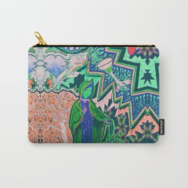 Guadalupe's Masquerade Carry-All Pouch
