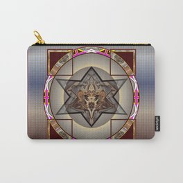 *Caged Star* Carry-All Pouch