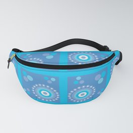 Williams Baby Blue Fanny Pack