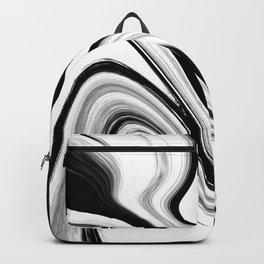 marble swirls Backpack