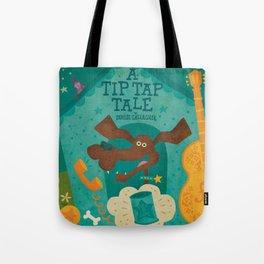 """A Tip Tap Tale"" Promo Tote Bag"
