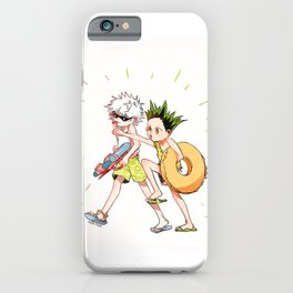 Summer Gonkiru iPhone Case