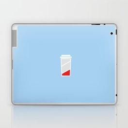 Low Batteries nedd coffee Laptop & iPad Skin