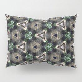 Flowered Porch Pillow Sham