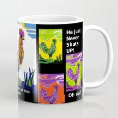 Rooster King. Mug