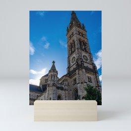 Stuttgart : Matthäuskirche Mini Art Print