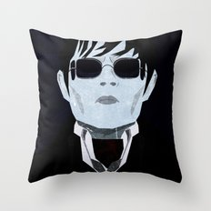 Barnabas Collins Throw Pillow