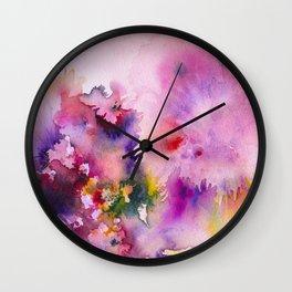 bacteria   Wall Clock