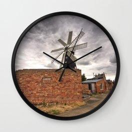 Heckington Mill Wall Clock