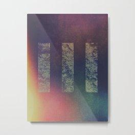 Manipulation 77.0 Metal Print