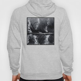 Black and White Feather | Feathers | Spiritual | Nadia Bonello | Canada Hoody