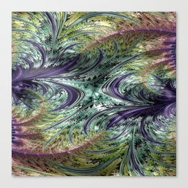 Tertiary Hollowness Canvas Print