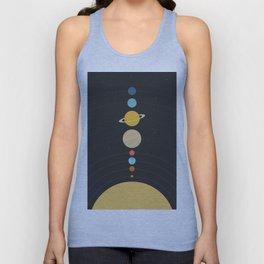 Solar System Unisex Tank Top