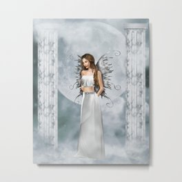 Pearly Gates Metal Print