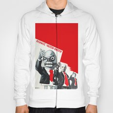 the red tie party Hoody
