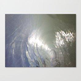 Albas wave Canvas Print