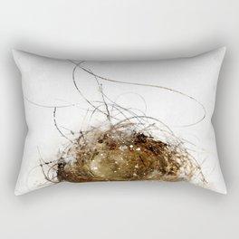 Bird Nest Rectangular Pillow