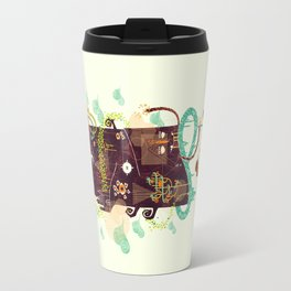 The Ominous and Ghastly Mont Noir Travel Mug