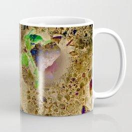Sacred Heart Stone Coffee Mug
