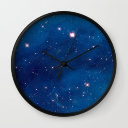 Space 07 Wall Clock
